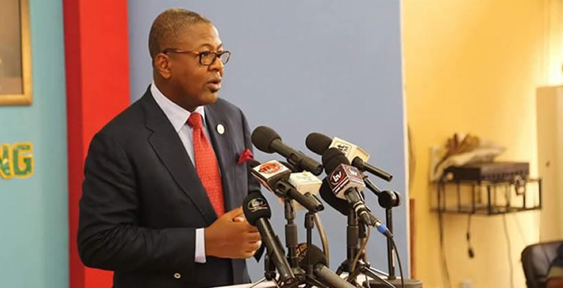 Folorunsho Folarin-Coker, Lagos commissioner for culture and tourism