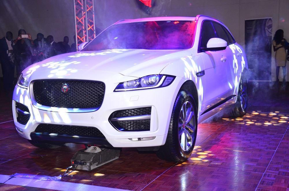 all new Jaguar F-Pace