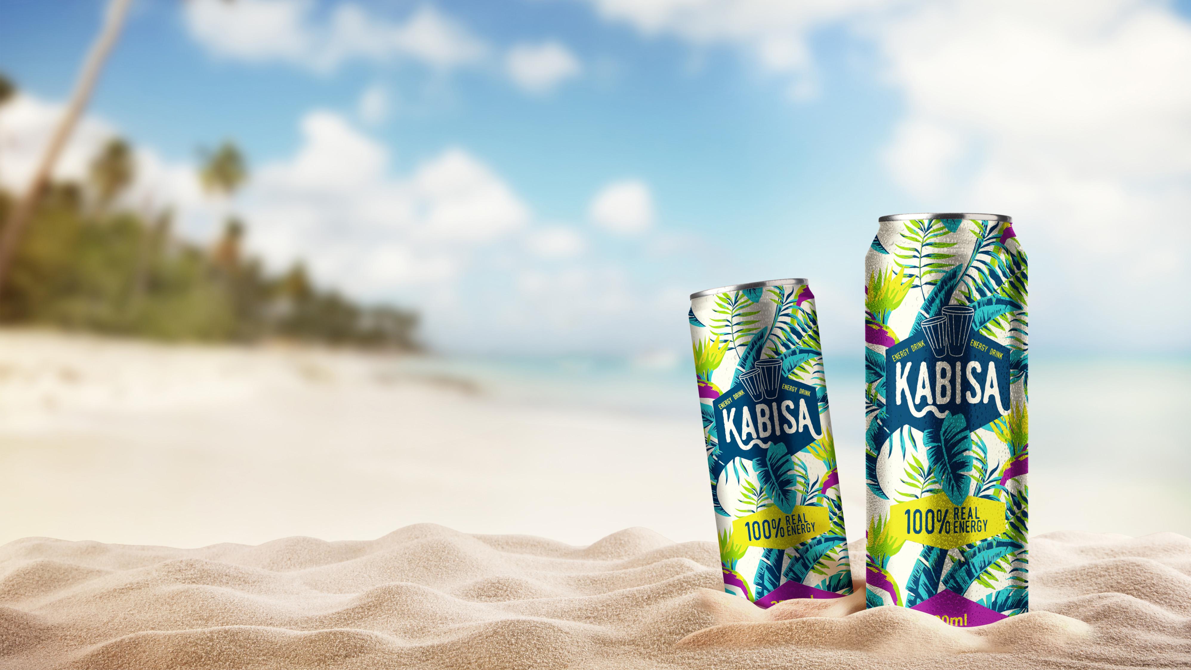 Kabisa Energy Drink