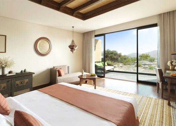 Anantara Al Jabal Al Akhdar Resort.