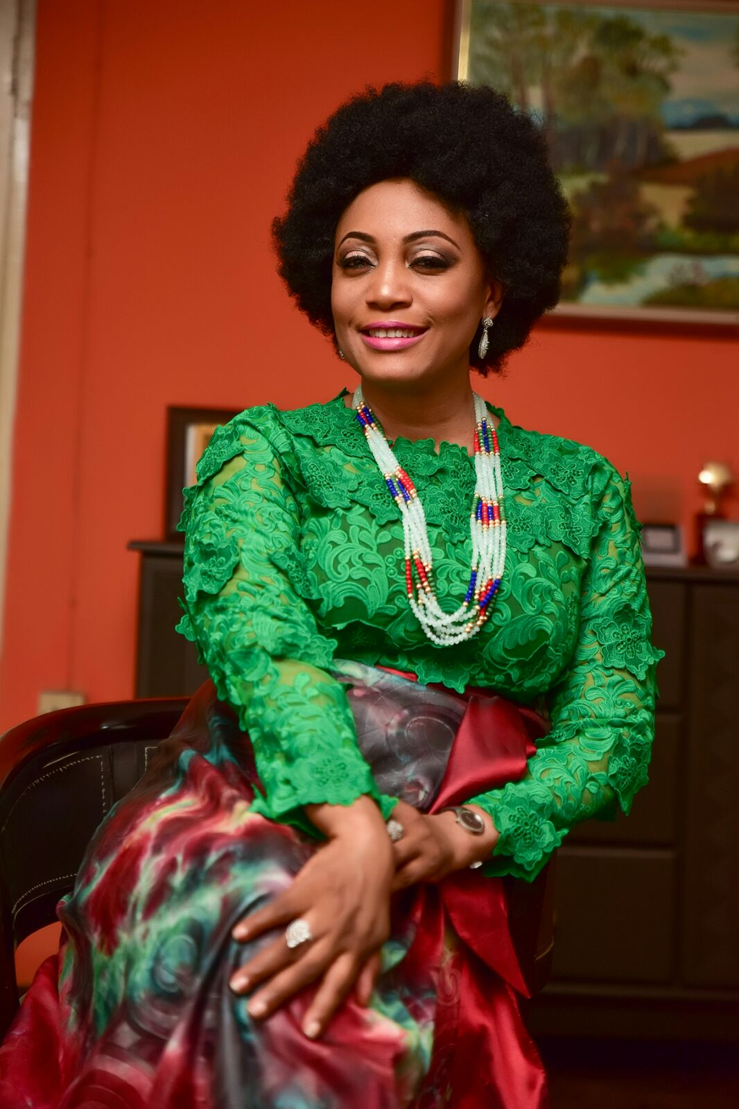 Susan Eyo-Honesty, founder, Glam and Essence Style Awards