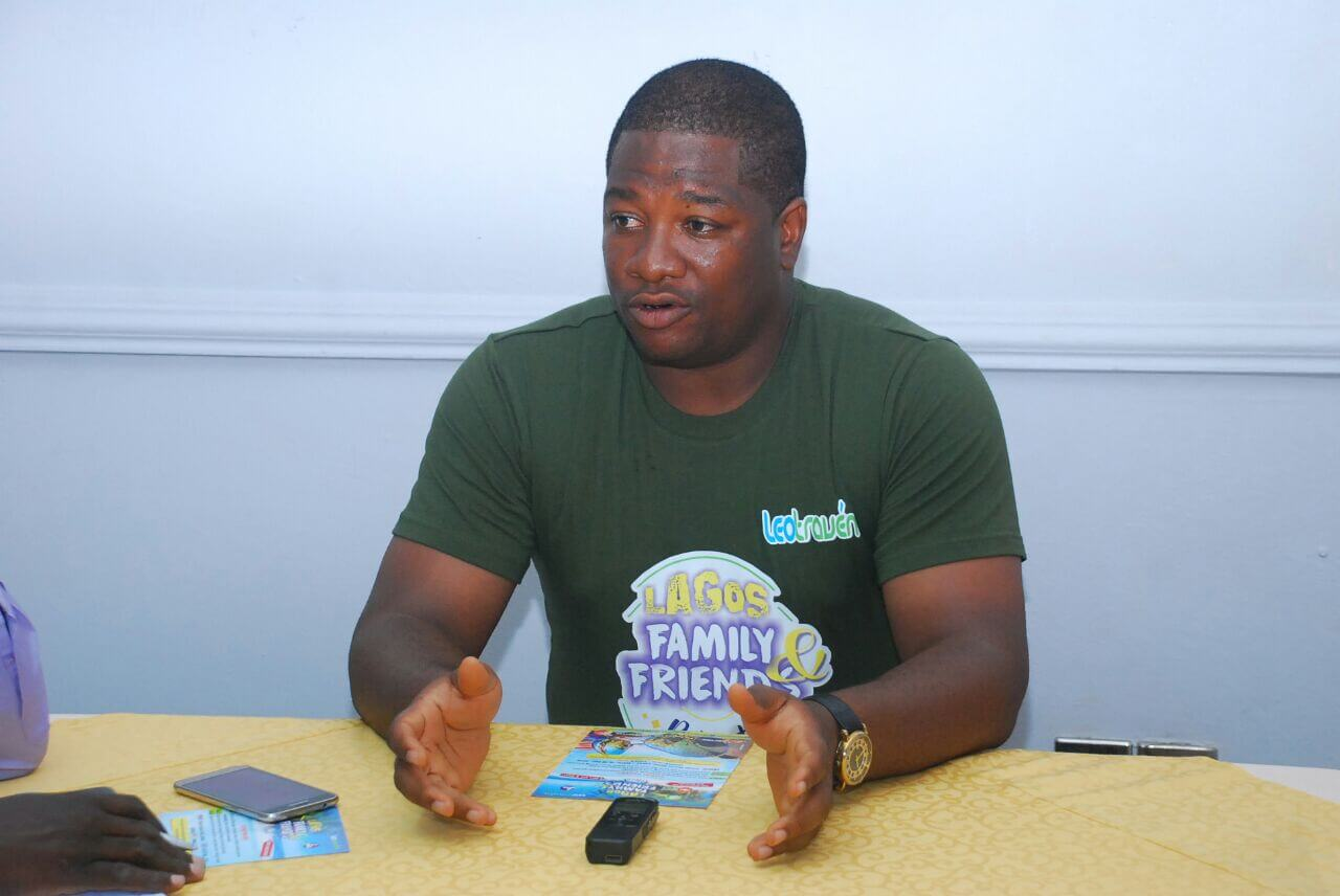 Adeniyi Obidipe, travel and event manager, Leotravent