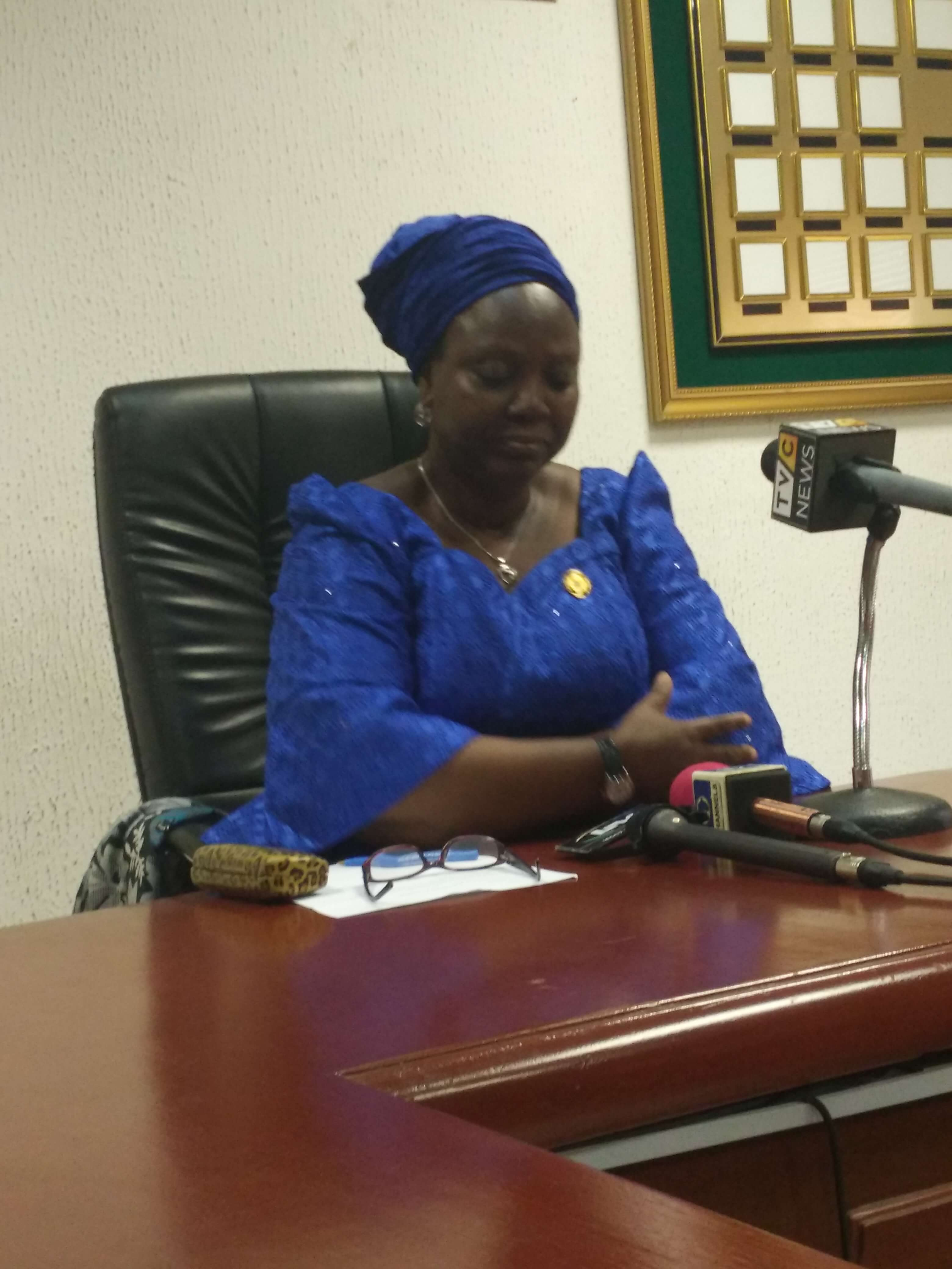 Lagos acting commissioner of Tourism, Arts and Culture, Adebimpe Akinsola