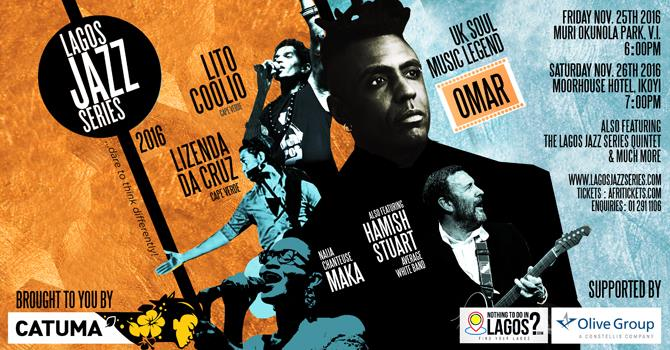 Lagos Jazz Series