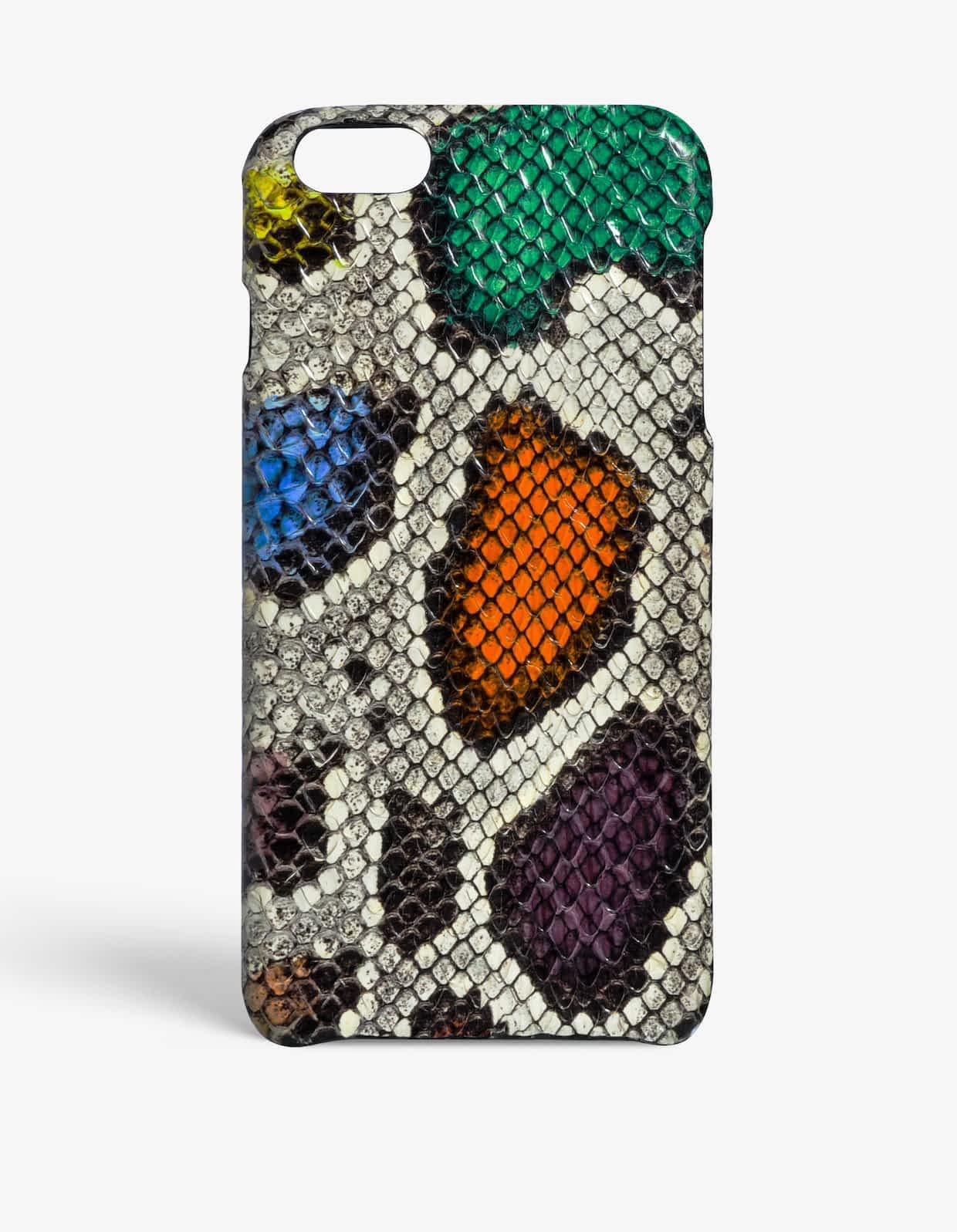 Aquarello iPhone Case
