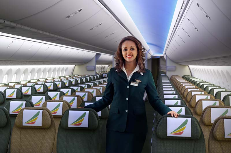 Inside Ethiopian Airlines
