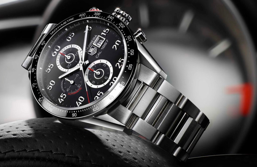 2017 TAGHeuer Connected Watch