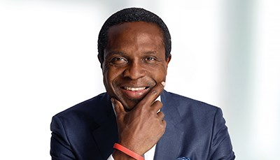 Tonye Cole, chairman, Sahara Group