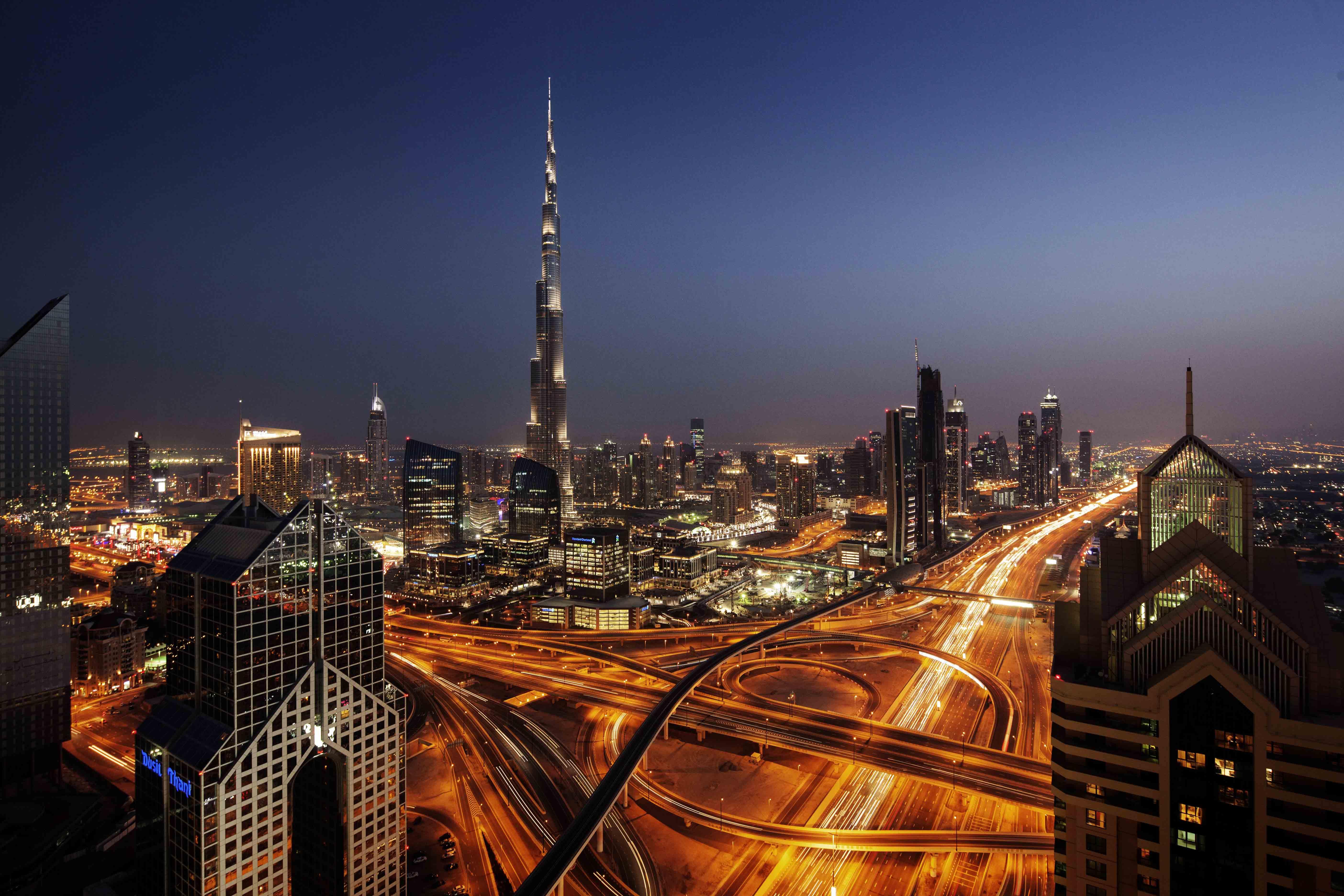 Burj Khalif, Dubai