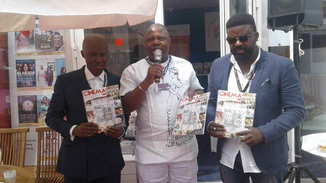 Lagos in Cannes