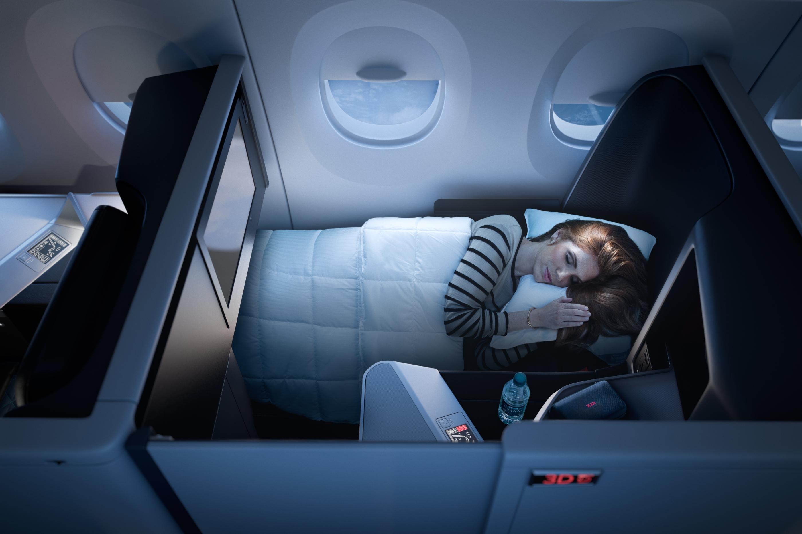 Delta A350 Suite 1