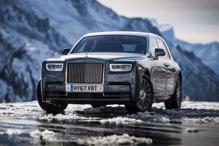 Get On A Magical Ride With New Rolls-Royce Phantom VIII
