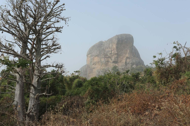 Obangogo Hills