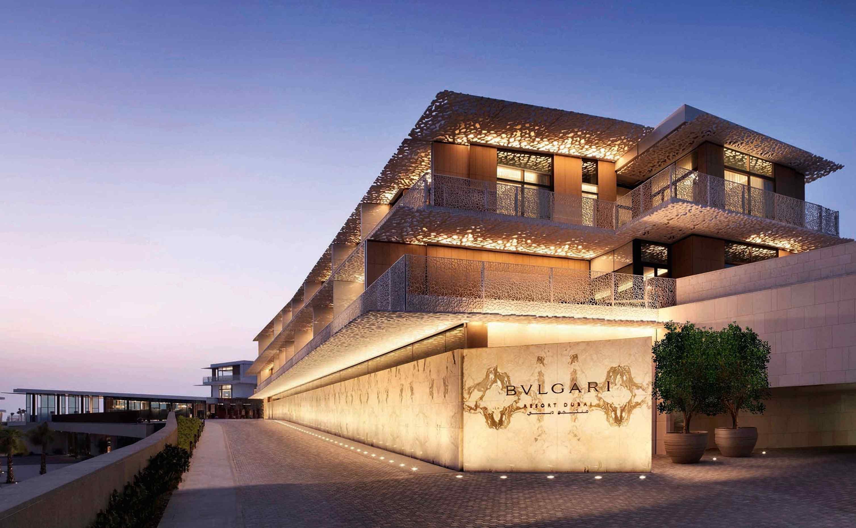 Bvglari Resort Dubai