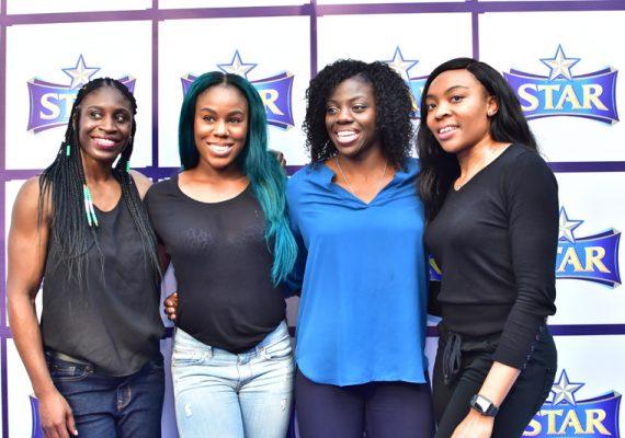 Nigerian Bobsled and Skeleton team