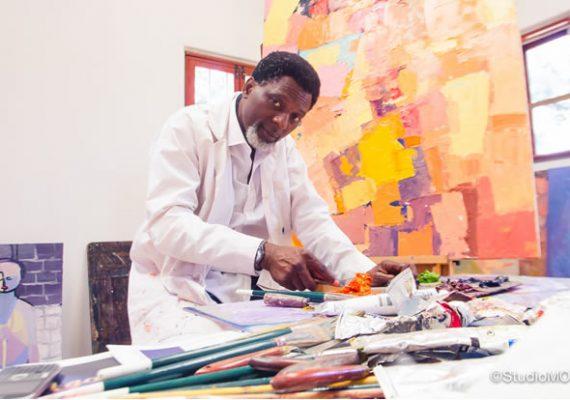 Olu Ajayi, artist