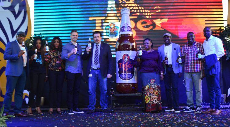 Tiger Beer launch in Nigeria