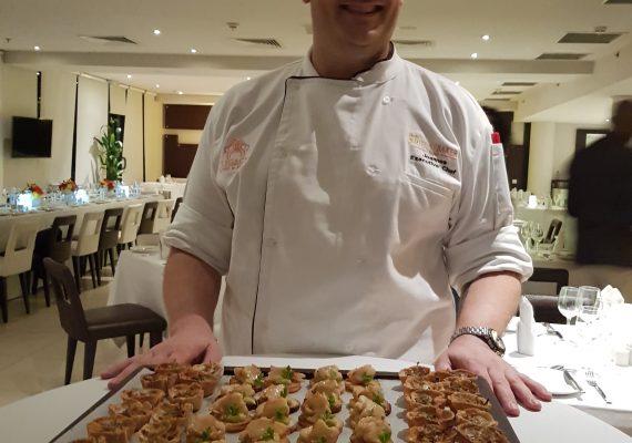 chef Jannie Melis, The Wheatbaker hotel ikoyi