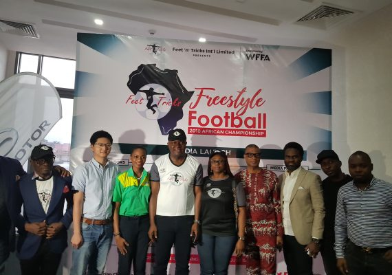 Freestyle football nigeria