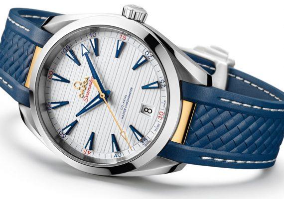 Seamaster Aqua Terra Ryder Cup Timepiece by Omega