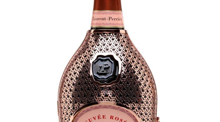 Laurent-Perrier Limited-Edition Cuvée Rosé Robe