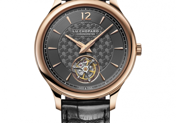 Chopard Reveals Its First Calibre Equipped