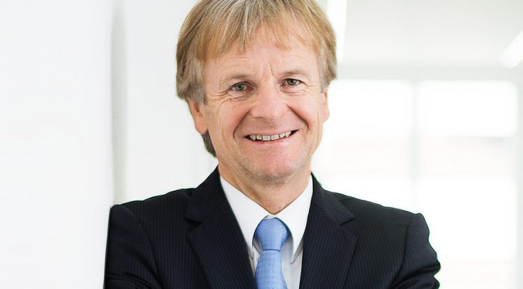 Jean-Daniel Pasche, President of the Swiss Watch Federation FH,