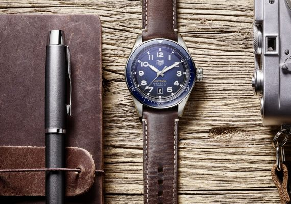 Baselworld 2019: TAG Heuer's New Autavia Range Is About Versatility, Ruggedness