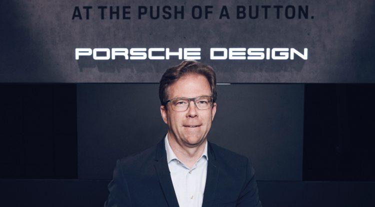 Dr Jan Becker, CEO of Porsche Design