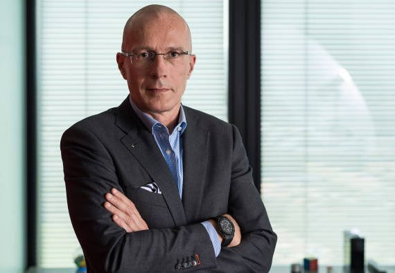 Michel Loris-Melikoff-managing director, Baselworld now Houruniverse