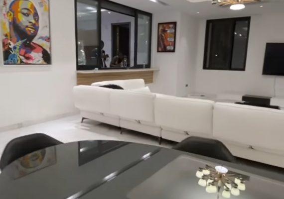 Davido N350m apartment