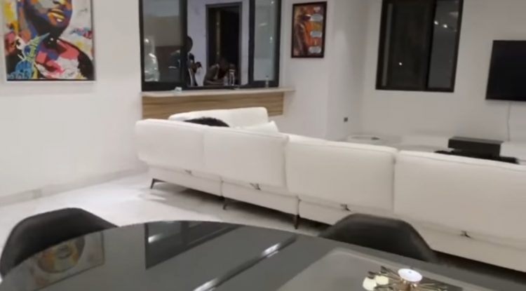 Davido N350m apartment