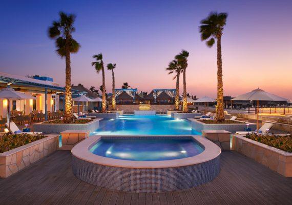 Banana_Island_Resort_Doha_by_Anantara_Recreational_facility_Pool_Sunset