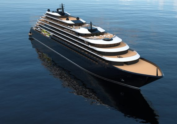 Live Fully On Ritz-Carlton Yacht Luxury Voyages