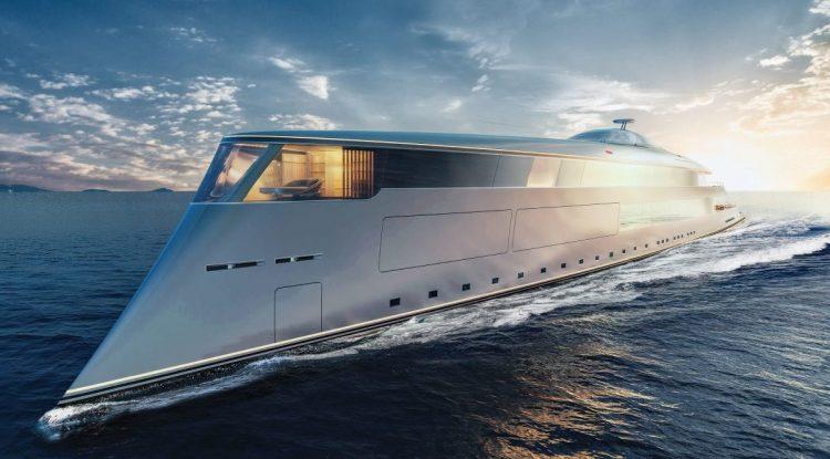 Sinot aqua yacht