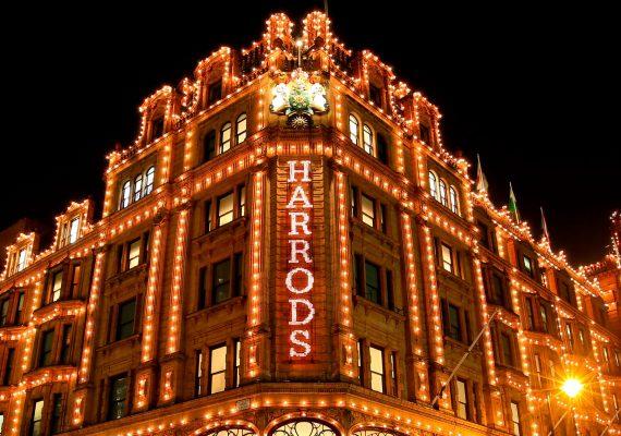 Harrods department store, Knightsbridge, London Jonathan Brady PA Archive/PA Images