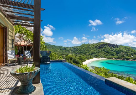 Maia Luxury Resort & Spa - Pool Villa with view