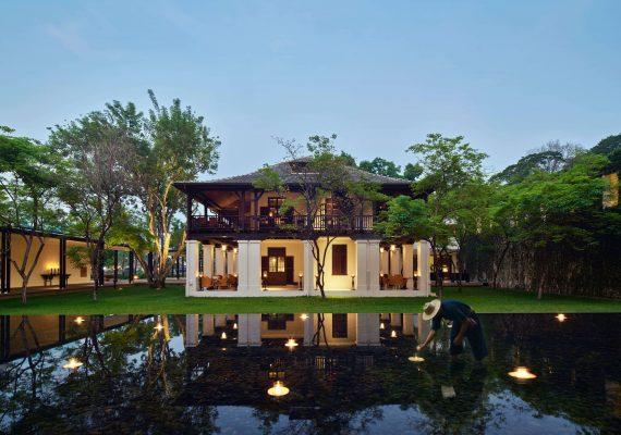 Anantara Chiang Mai Resort Named Best Thai Resort In 2020