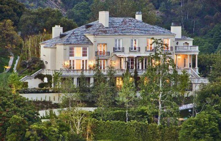 Elon Musk Belair mansion