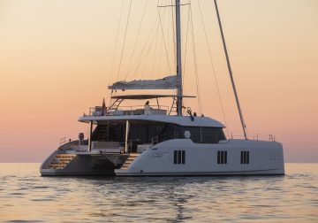 This Boat Is Only Sunreef Available For Purchase In 2021