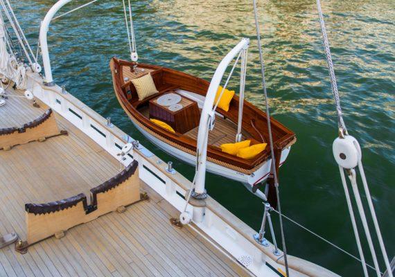 SY Borkumriff II Yacht