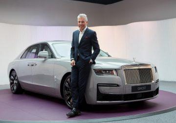 Müller-Ötvös, Chief Executive Officer, Rolls-Royce Motor Cars.