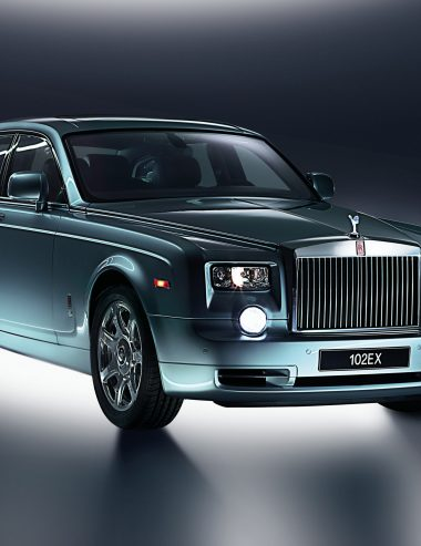 Rolls-Royce To Create First Electric Super Luxury Car